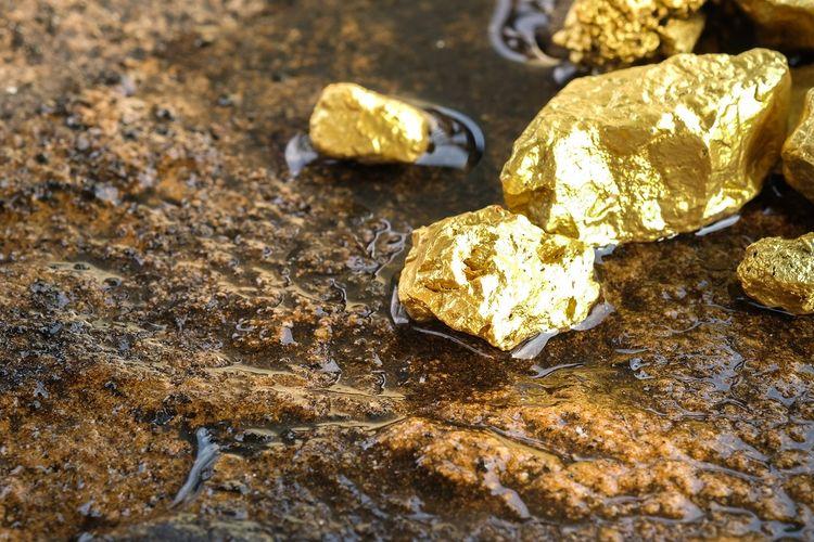 Negara yang Memiliki Hasil Emas Terbesar di Dunia