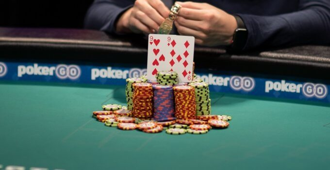 How to Win the Poker Tournament