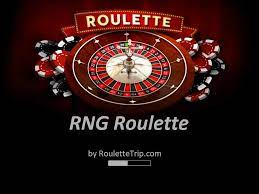 Roulette RNG - What Is It Anyway