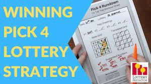 Pick 4 No Deposit Strategy